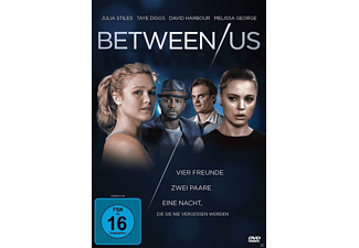 Between Us - (DVD)