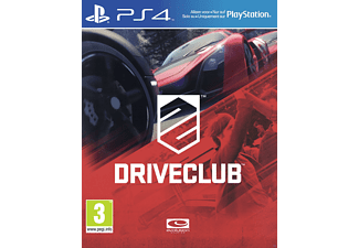 Driveclub NL/FR PS4