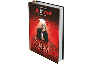 Lie To Me - The Complete Series | DVD