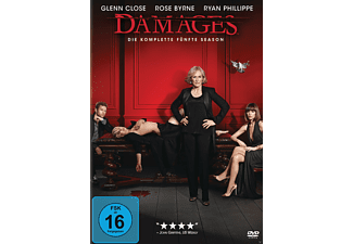 Damages - Staffel 5 - (DVD)