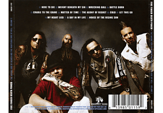 Five Finger Death Punch - The Wrong Side Of Heaven And The Righteous Side Of Hell Vol. 2 - (CD + DVD Video)