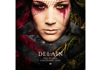 Delain - The Human Contradiction - (CD)