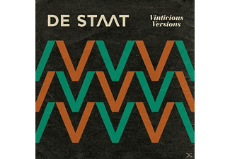 De Staat - Vinticious Versions (Ep) - (CD)