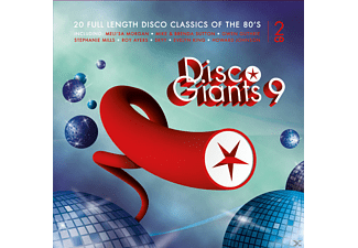 VARIOUS - Disco Giants Vol. 9 [CD]