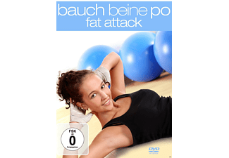 Bauch Beine Po-Fat Attack - (DVD)