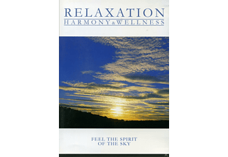 Relaxation - Harmony & Wellness - Feel the Spirit of the Sky - (DVD)