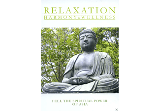 Musik DVD - Meditation: Feel The Spiritual Power Of Asia - (DVD)