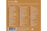 Ella Fitzgerald - Simply Ella - 3cds From The Queen Of Jazz [CD]