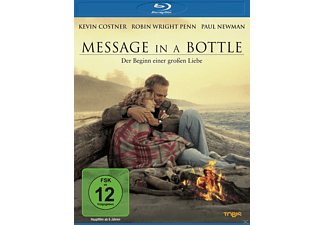 Message In A Bottle - (Blu-ray)