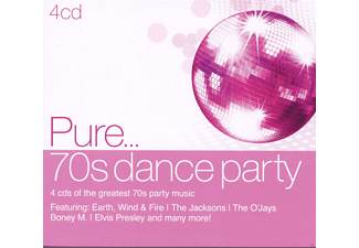 VARIOUS - Pure... 70's Dance Party - (CD)