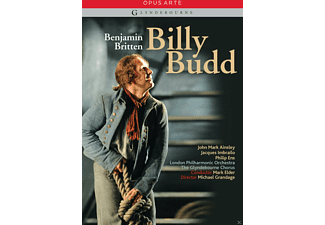 John Mark Ainsley, Jacques Imbrailo, The London Philharmonic Orchestra, Glyndebourne Chorus - Billy Budd - (DVD)