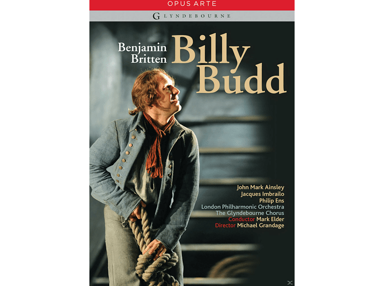John Mark Ainsley, Jacques Imbrailo, The London Philharmonic Orchestra, Glyndebourne Chorus - Billy Budd [DVD]