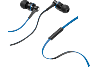 CELLULAR LINE Mosquito, In-ear Headset, Blau