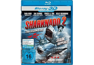 SHARKNADO 2 (3D) - (3D Blu-ray)