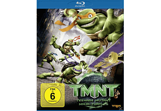 TMNT (Teenage Mutant Ninja Turtles) - (Blu-ray)