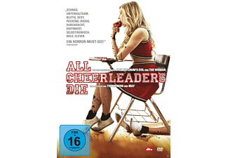 ALL CHEERLEADERS DIE - (DVD)