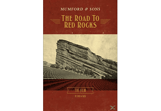 Mumford & Sons - The Road To Red Rocks - The Film - (DVD)