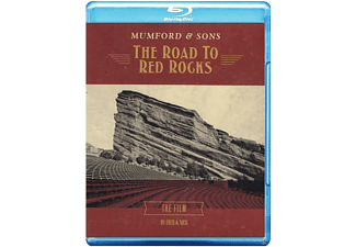 Mumford & Sons - The Road To Red Rocks - The Film - (Blu-ray)