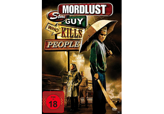 MORDLUST - SOME GUY WHO KILLS PEOPLE - (DVD)