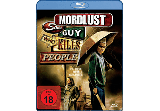 Mordlust - Some guy who kills people - (Blu-ray)