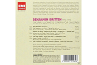 VARIOUS - Choral Works & Opera For Children [CD]