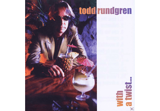 Todd Rundgren - With A Twist...(Remastered) [CD]
