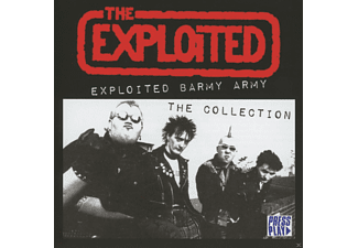 The Exploited - Exploited Barmy Army - The Collection - (CD)