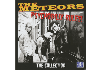 The Meteors - Psychobilly Rules! [CD]