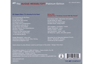 Bugge Wesseltoft - It's Snowing On My Piano - Platinum - (CD + DVD Video)