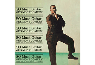 Wes Montgomery - So Much Guitar! - (CD)