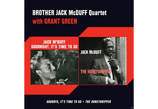 Brother Jack Quartet Mcduff - Goodbye,It's Time To Go+The Honeydripper - (CD)