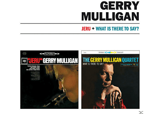Gerry Mulligan - Jeru / What Is There To Say? - (CD)
