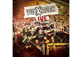 Volxrock - Live In Europe - (CD)