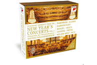 VARIOUS - Legendary Moments From The New Year's Concerts Vol. 2 [CD]