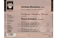 Christian Blackshaw - Klaviersonaten Vol.2 [CD]