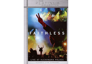Faithless - Live at Alexandra Palace 2005 - The Platinum Collection (DVD)