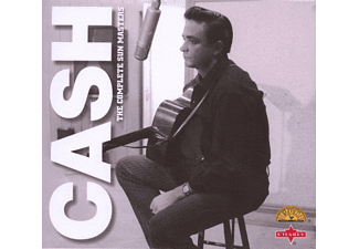 Johnny Cash - Complete Sun Masters - (CD)