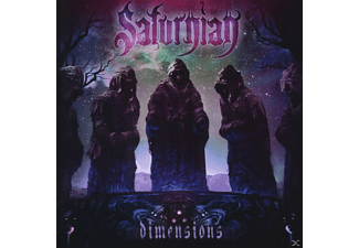 Saturnian - Dimensions - (CD)