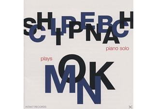 Alexander von Schlippenbach - Plays Monk - Piano Solo - (CD)