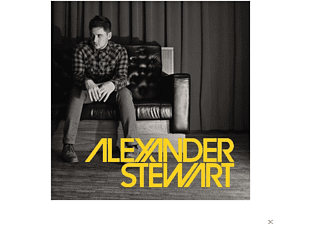 Alexander Stewart - All Or Nothing At All - (CD)
