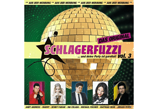 VARIOUS - Schlagerfuzzi Vol.3 - (CD)