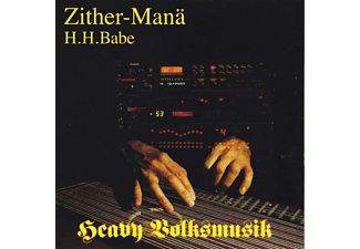 Zither Manä - Heavy Volksmusik - (CD)