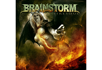 Brainstorm - Firesoul - (CD)