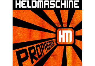 Heldmaschine - Propaganda (Cd Enhanced Inkl.2 Videos) - (CD EXTRA/Enhanced)