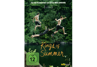Kings of Summer - (DVD)