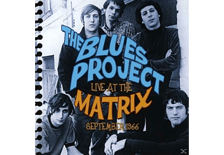 The Blues Project - Live At The Matrix September 1966 - (CD)