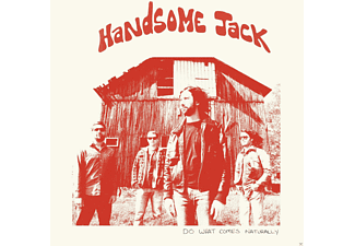 Handsome Jack - Do What Comes Naturally [CD]