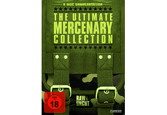 THE ULTIMATE MERCENARY COLLECTION (RAW & UNCUT) - (DVD)