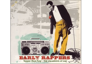 VARIOUS - Early Rappers - (CD)
