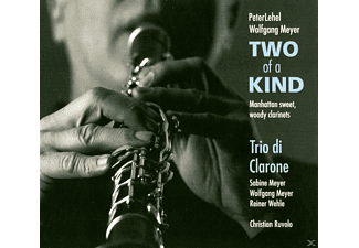 Peter Lehel, Reiner Wehle, Meyer Wolfgang, Meyer Sabine - Two of a Kind - (CD)